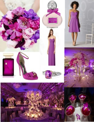 Pantone 2014 Color of the Year Royal Orchid